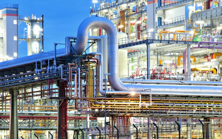 IVT - petrochemie piping