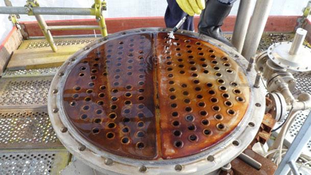 IVT - IRIS research - échangeur de chaleur vertical